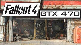 Fallout 4 - GTX 470 Phenom II x4 965 BE