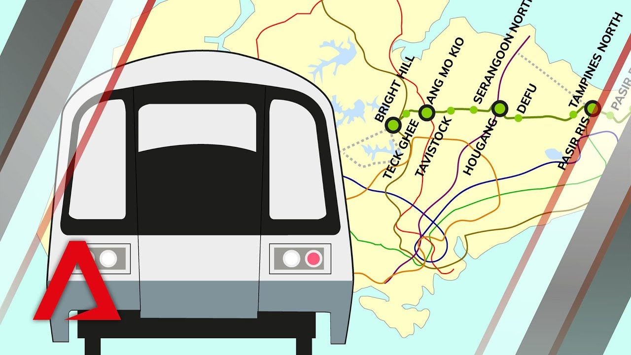Cross Island Line: A closer look at the first 12 stations - CNA