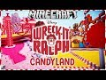 Candyland from Wreck-It Ralph in Minecraft!