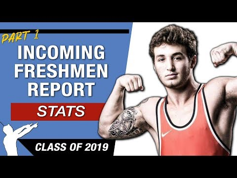 In-Depth Stats On Top 100 Incoming College Freshmen Wrestlers (Class Of 2019)
