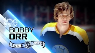 Bobby Orr revolutionized defensive position thumbnail