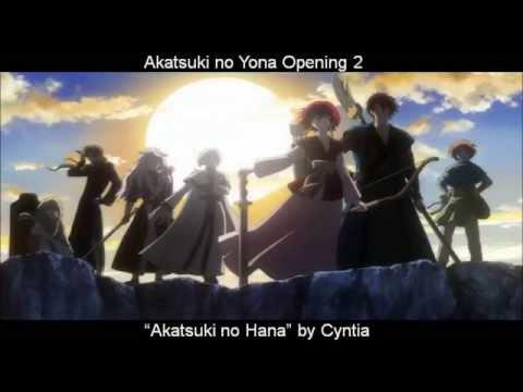 Akatsuki no yona - opening 2