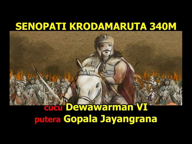 RAJYA2 I BHUMI NUSANTARA : Raja raja SALAKANAGARA setelah DEWAWARMAN I