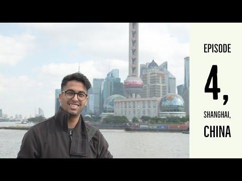 OTT2CZ EP4: Travel Vlog: SHANGHAI, CHINA - Vlog #008