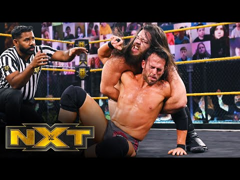 Roderick Strong vs. Cameron Grimes: WWE NXT, March 31, 2021