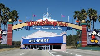 Closest Wal Mart To Disney World On 535   4/24/18