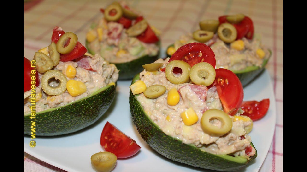 Salata cu ton fara porumb