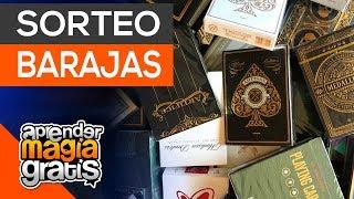 Regalamos dinero | Sorteo de barajas | Aprender Magia Gratis
