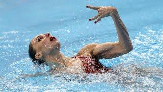 Дневники Чемпионата Мира 2015. 29 июля. Синхронное плавание и секреты спортсменок (KAZAN 2015 TV)