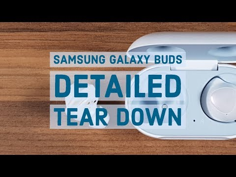 Samsung Galaxy Buds | Detailed Tear Down
