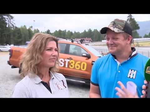 Hest360 challenge - Biri Travbane 2018