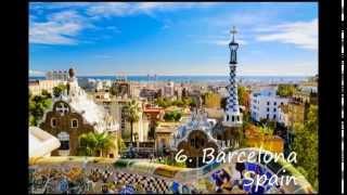 Top 10 european city breaks 2015