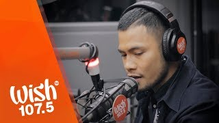 "Bugoy Drilon performs ""Namo"" LIVE on Wish 107.5 Bus"