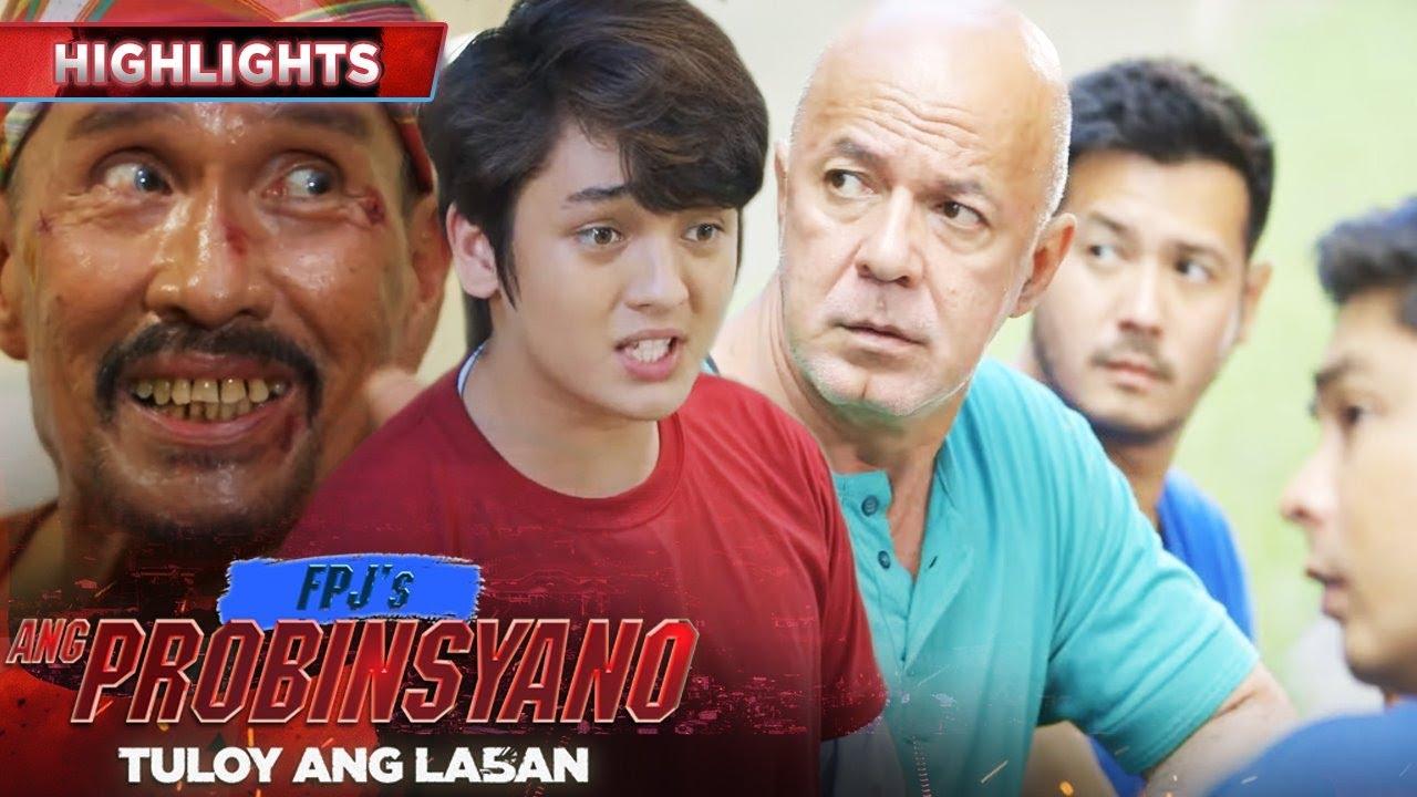 Macoy informs Cardo about Turo's plan   FPJ's Ang Probinsyano
