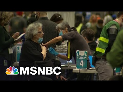 Biden Covid Advisor: States Will Soon Need To 'Find' People To Get Vaccine Shots   The Last Word
