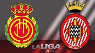 Resumen de RCD Mallorca (2-0) Girona FC - HD