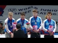 World Junior Short Track Speed Skating Championships 2018 Day 3 Finals