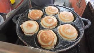 vuclip Indonesia Brebes Street Food : Kue Kamir Rakyat, Mas Yuli @Rp.1.000,-Pasarbatang//888//Seri I
