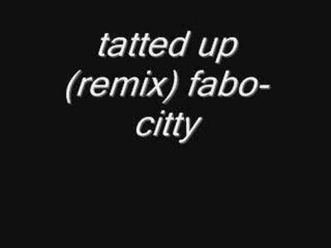 Tattoo (Tatted up remix)