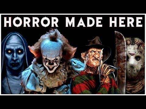 Horror Made Here 2018 Panel at Midsummer Scream