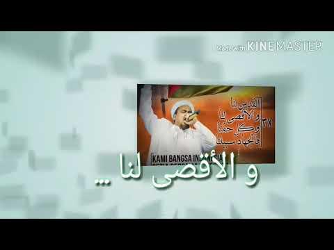 lagu untuk palestina karangan imam besar habib rizieq shihab