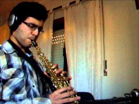 Elton John - Can you feel the love tonight - Soprano saxophone cover