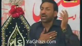 Noha  Rabba Manzoor Kareen By Hassan Sadiq 2009 talib e dua abid hussain