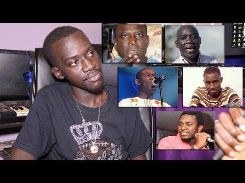 Les révélations de Bambaly Seck sur Wally Seck, Pape Diouf ...