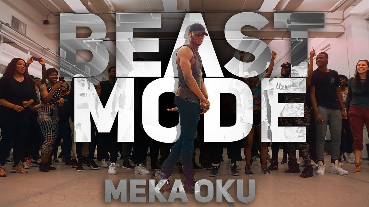 DJ Ly COox - Beast Mode | Meka Oku & Natacha Choreography