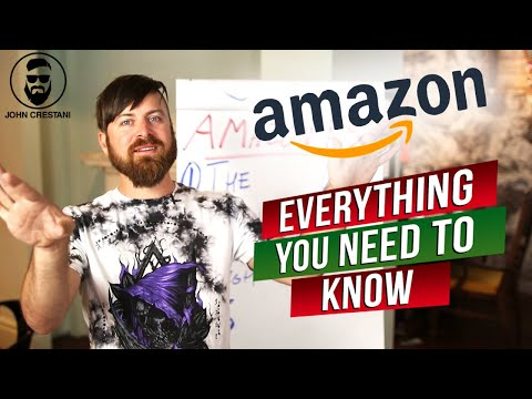 Amazon FBA For Beginners | 4 Steps To Start Selling On Amazon In 2020 - Make Money Online