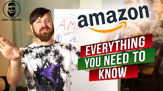 Amazon FBA For Beginners   4 Steps To Start Selling On Amazon In 2020 - Make Money Online