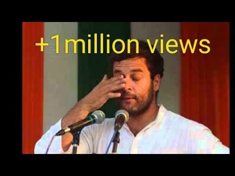 Rahul gandhi again || very funny || funny interview 2