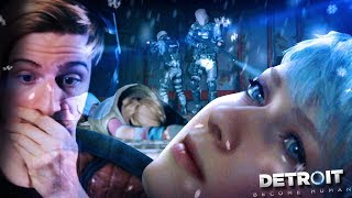 DO NOT MOVE AT ALL. || Detroit: Become Human (Part 8)
