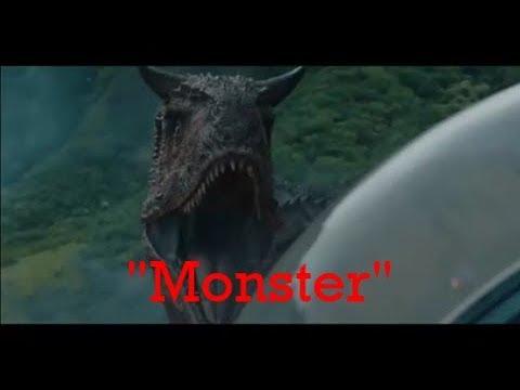 (Short) Jurassic Wolrd Fallen Kingdom tribute - Monster