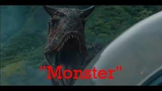 (Short) Jurassic Wolrd Fallen Kingdom tribute - Monster streaming