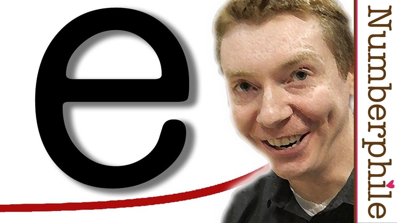 E (Euleru0027s Number)   Numberphile