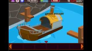 River Boat Escape Walkthrough