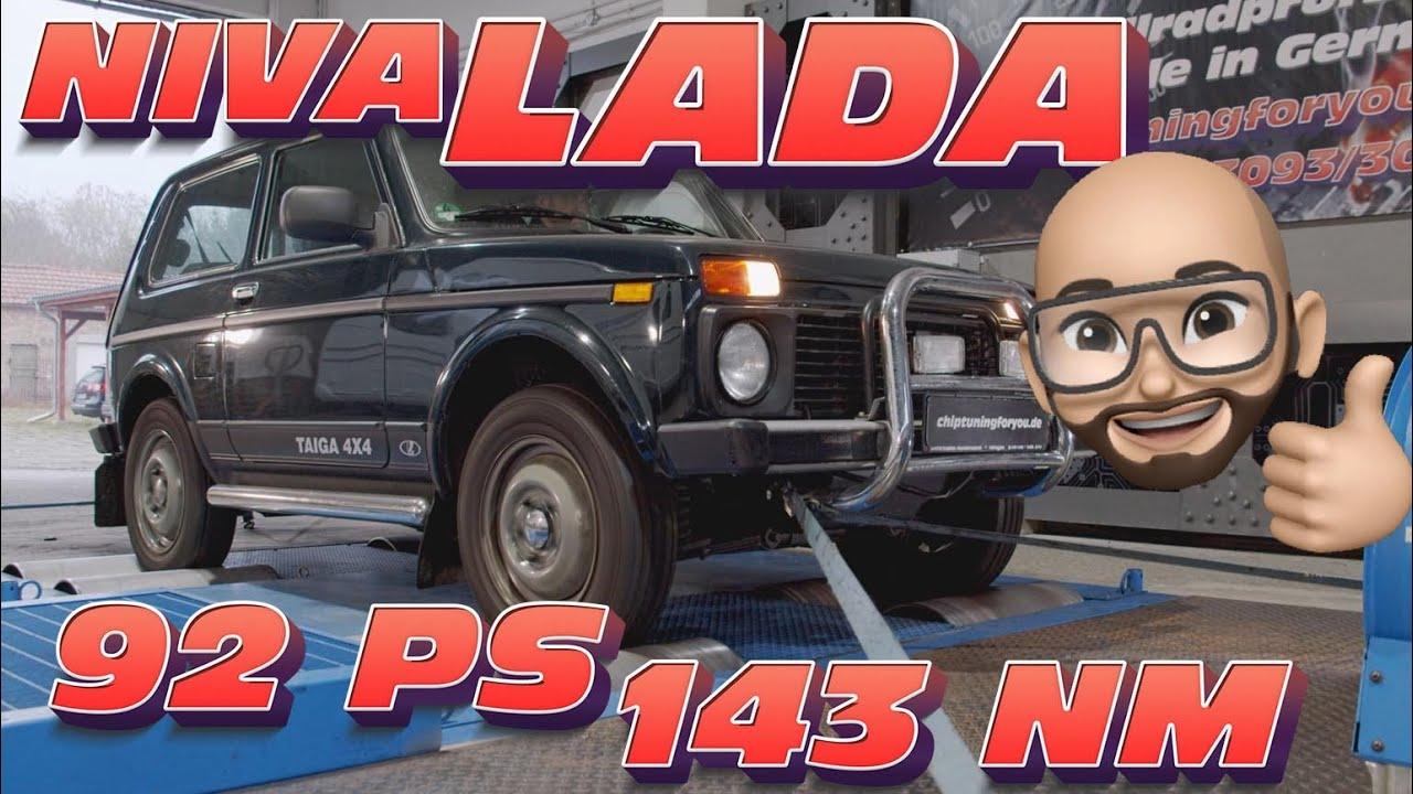 Chiptuning Lada Niva- Lada 4x4 5 Türer by ORs Folge 7