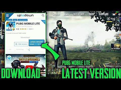 Fb Lite Apk Download Latest Version Uptodown Videos Staryoutube - how to download pubg mobile lite on android 2019 latest version uptodown tejiri