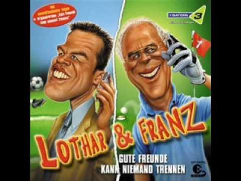 Lothar und Franz - Franz kommt nicht drauf wer dran ist