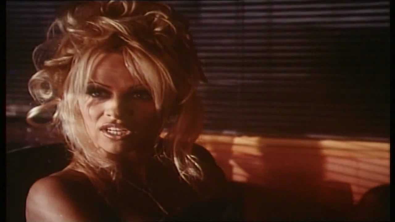 Pam anderson as barb wire think, that