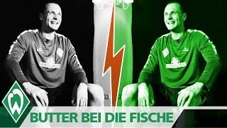 BUTTER BEI DIE FISCHE: Jaróslav Drobny   SV Werder Bremen