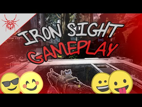 INSANE Iron Sight One Shot Gameplay!