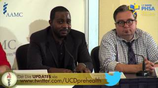 Medical Admissions Panel #4 (2014)