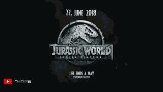 JURASSIC WORLD : Fallen Kingdom - Run | official trailer teaser (2018) Thursday (RUN)(HD)