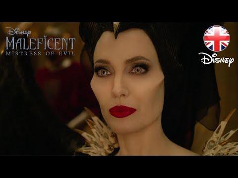 Maleficent: Mistress of Evil  2019 Trailer  Angelina Jolie Michelle Pfeiffer  Disney UK