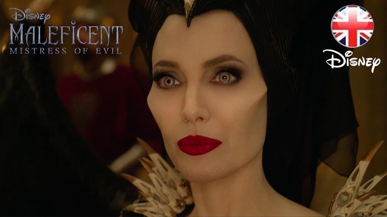 Download Maleficent: Mistress of Evil   2019 Trailer   Angelina Jolie, Michelle Pfeiffer  Official Disney UK