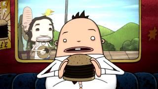 Laszlo - Mr Sunshine - ( Official Animated Music Video ) HD