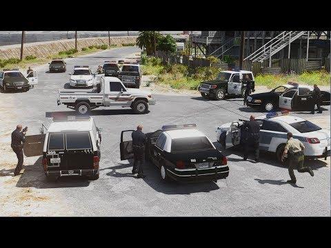 السائق المعجزه الذي عذب الحكومة || الشاص المسروقه الجزء السادس ( المطاردة ) - قراند 5