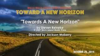 Towards A New Horizon by Steven Reineke